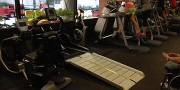 Image of Wheelchair Accessible Gym